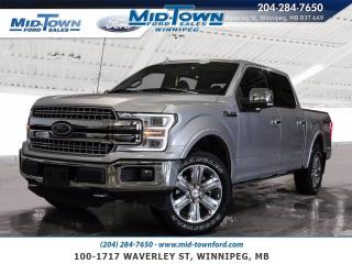 Used 2018 Ford F-150 Lariat 5.0L for sale in Winnipeg, MB