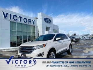 Used 2018 Ford Edge SEL | NAV | HEATED SEATS | LEATHER for sale in Chatham, ON