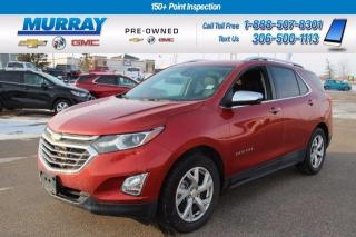 Used 2020 Chevrolet Equinox Premier for sale in Moose Jaw, SK
