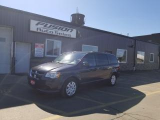 Used 2014 Dodge Grand Caravan SXT-STO-N-GO-DUAL AIR/HEAT-PREVIOUSLY SOLD BY US for sale in Tilbury, ON
