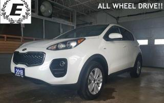Used 2018 Kia Sportage LX ALL WHEEL DRIVE!! for sale in Barrie, ON