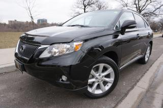 Used 2011 Lexus RX 350 1 OWNER / ULTRA PREMIUM / NO ACCIDENTS / STUNNING for sale in Etobicoke, ON