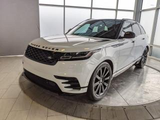 Used 2018 Land Rover Range Rover Velar HSE R-Dynamic - One Owner! Accident Free! for sale in Edmonton, AB