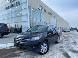 Used 2012 Honda CR-V TOURING, ACCIDENT FREE for sale in Edmonton, AB