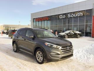 Used 2018 Hyundai Tucson SE, LEATHER, AWD, SUNROOF for sale in Edmonton, AB