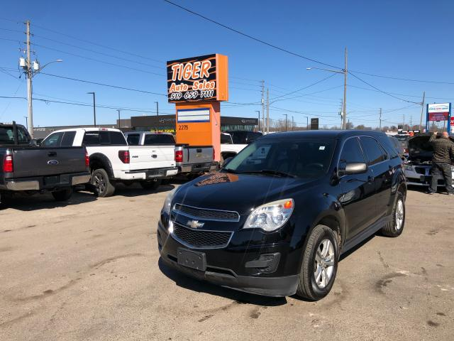 2013 Chevrolet Equinox LS**4 CYLINDER**ONLY 148KMS**AUTO**NEWER TIRES**