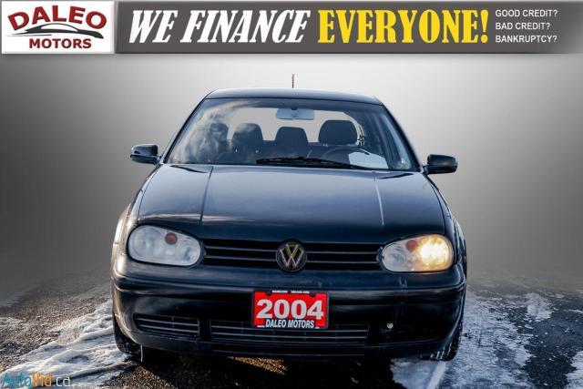 2004 Volkswagen Golf GLS / BUCKET SEATS / HEATED SEATS / Photo2