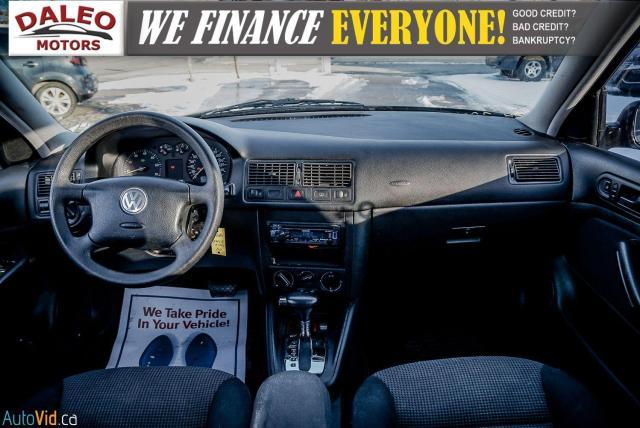 2004 Volkswagen Golf GLS / BUCKET SEATS / HEATED SEATS / Photo11