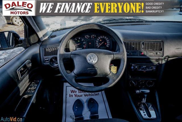 2004 Volkswagen Golf GLS / BUCKET SEATS / HEATED SEATS / Photo12