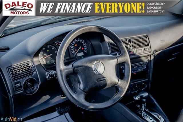 2004 Volkswagen Golf GLS / BUCKET SEATS / HEATED SEATS / Photo15