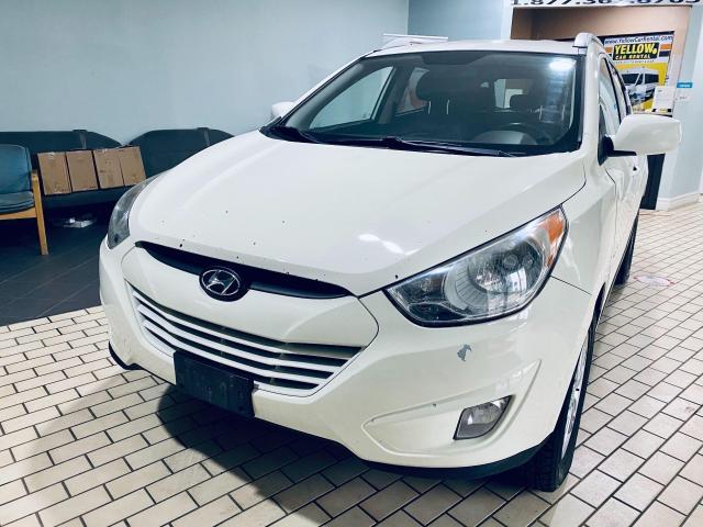 2010 Hyundai Tucson GLS NO ACCIDENT LEATHER AUTO ALLOY $$6999