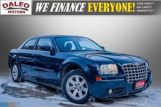 Used 2006 Chrysler 300 TOURING / LEATHER / SUNROOF / REAR A/C / for sale in Hamilton, ON