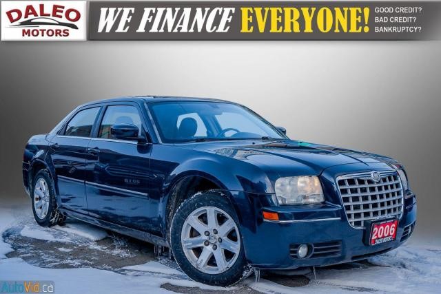 2006 Chrysler 300 TOURING / LEATHER / SUNROOF / REAR A/C /