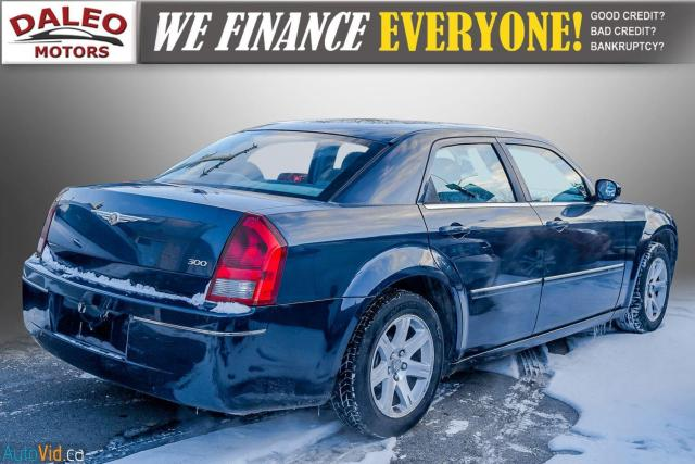 2006 Chrysler 300 TOURING / LEATHER / SUNROOF / REAR A/C / Photo6