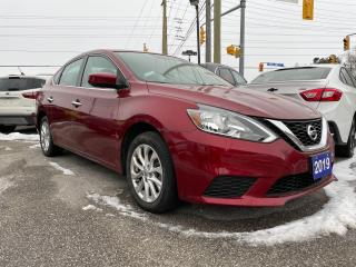 Used 2019 Nissan Sentra SV for sale in Bradford, ON