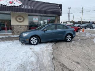 Used 2012 Chevrolet Cruze 4dr Sdn SAFETY PW PL PM B-TOOTH for sale in Oakville, ON