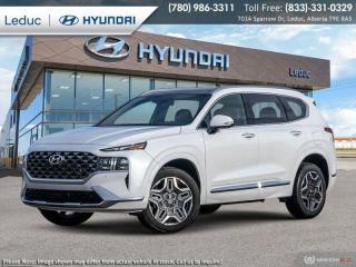 New 2021 Hyundai Santa Fe Ultimate Caligraphy for sale in Leduc, AB