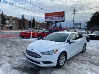 Used 2017 Ford Fusion S for sale in Toronto, ON