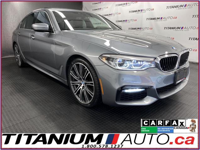 2017 BMW 5 Series M-PKG+Driving Assistance+Surround View Camera+HUD