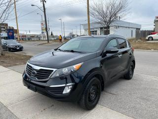 Used 2011 Kia Sportage EX for sale in Toronto, ON