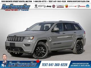 New 2021 Jeep Grand Cherokee for sale in Milton, ON