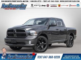 New 2021 RAM 1500 Classic EXPRESS   CREW   NIGHT   SUB ZERO   LED & MORE!!! for sale in Milton, ON