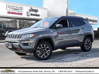 Used 2019 Jeep Compass TRAILHAWK 4X4 | LOCAL TRADE IN for sale in Simcoe, ON