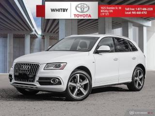 Used 2017 Audi Q5 2.0T Technik for sale in Whitby, ON