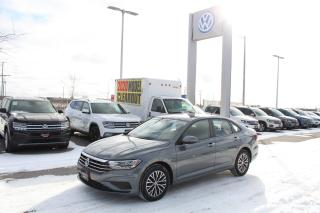 Used 2019 Volkswagen Jetta 1.4T HIGHLINE for sale in Whitby, ON