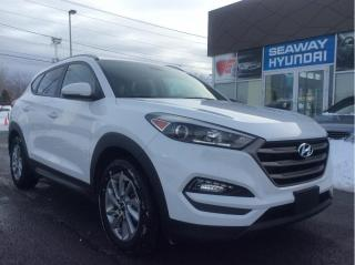 Used 2016 Hyundai Tucson Premium AWD - Local Trade - Bluetooth for sale in Cornwall, ON