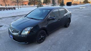 Used 2011 Nissan Sentra 4DR SDN I4 2.0 for sale in Mississauga, ON