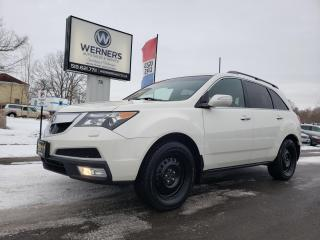 Used 2011 Acura MDX AWD for sale in Cambridge, ON