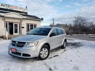 Used 2012 Dodge Journey FWD 4dr 7 passengers for sale in Oshawa, ON