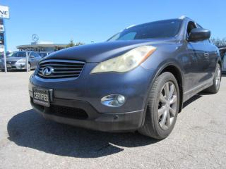 Used 2010 Infiniti EX35 AWD/ ACCIDENT FREE for sale in Newmarket, ON