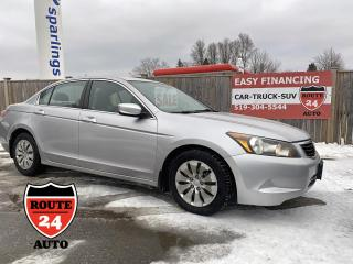 Used 2010 Honda Accord LX Sedan Well Maintained trade,Lady driven.Call/Text5197327478 for sale in Brantford, ON
