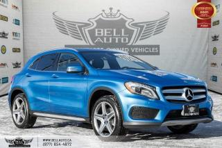 Used 2015 Mercedes-Benz GLA GLA 250, NO ACCIDENTS, AWD, NAVI, SUNROOF, B.SPOT. for sale in Toronto, ON