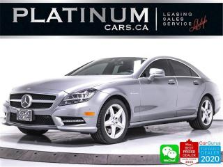 Used 2014 Mercedes-Benz CLS-Class CLS550 4MATIC, DISTRONIC, AMG PKG, NAV, HEATED for sale in Toronto, ON