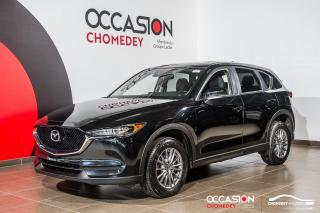 Used 2018 Mazda CX-5 Touring AWD+TOIT+NAVI+SIEG/VOLANT CHAUFFANTS for sale in Laval, QC
