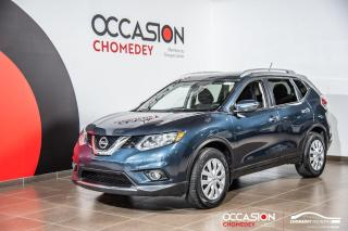 Used 2015 Nissan Rogue SV+CAM/RECUL+TOIT PANO+SIEG/CHAUFF+BLUETHOOTH for sale in Laval, QC