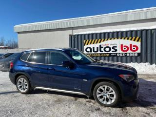 Used 2012 BMW X1 for sale in Laval, QC
