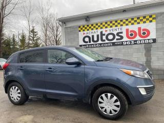 Used 2013 Kia Sportage MANUELLE for sale in Laval, QC