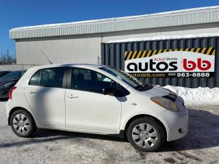 Used 2008 Toyota Yaris LE for sale in Laval, QC