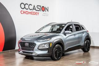 Used 2019 Hyundai KONA PREFERRED AWD+VOLANT/SIEG CHAUF+APPLE CARPLAY+MAGS for sale in Laval, QC