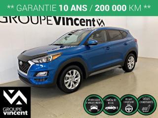 Used 2020 Hyundai Tucson PREFERRED ** GARANTIE 10 ANS ** Occasion à saisir, comme neuf et à bas kilométrage! for sale in Shawinigan, QC