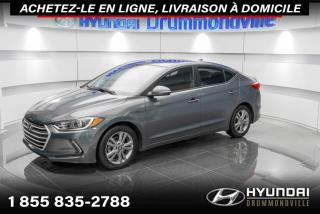Used 2018 Hyundai Elantra SE + GARANTIE + TOIT + CAMERA + A/C + W for sale in Drummondville, QC