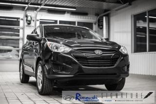 Used 2012 Hyundai Tucson L chez Rimouski Hyundai for sale in Rimouski, QC