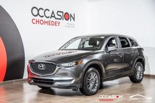 Used 2017 Mazda CX-5 GX+MAGS+CAMERA DE RECUL+BLUETOOTH+GR.ELECT for sale in Laval, QC