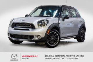Used 2016 MINI Cooper Countryman S AWD Toit Panoramique Sieges Chauffants Mini Cooper Countryman AWD 2016 for sale in Lachine, QC