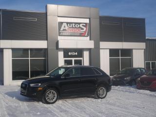 Used 2015 Audi Q3 Vendu, sold merci for sale in Sherbrooke, QC