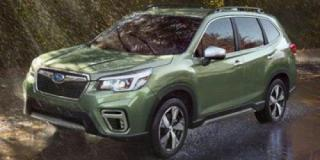 New 2021 Subaru Forester TOURING for sale in Sudbury, ON